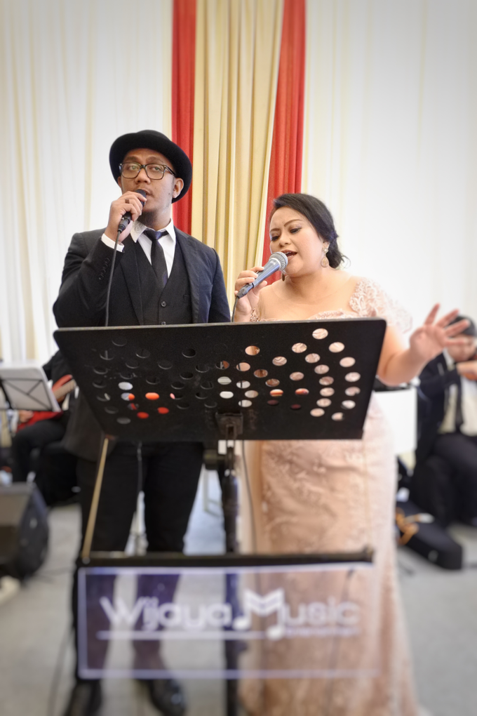 The wedding of Martin & Ivana by Wijaya Music Entertainment - 001