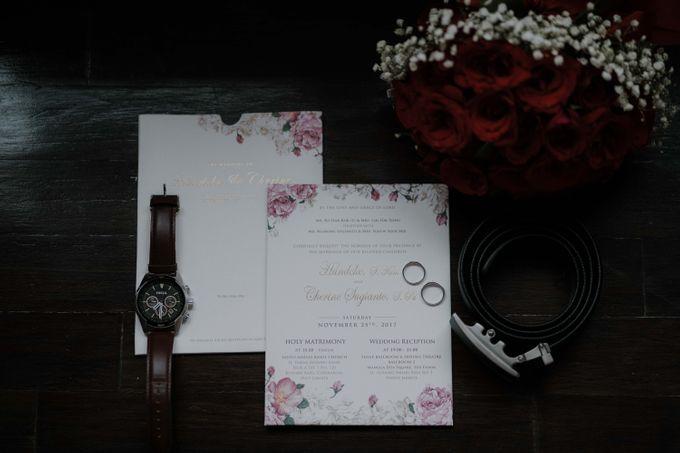 HANDOKO & CHERINE - WEDDING DAY by Winworks - 001