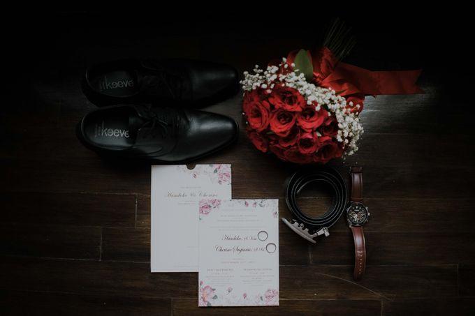 HANDOKO & CHERINE - WEDDING DAY by Winworks - 002