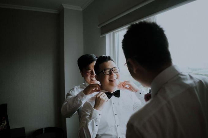 HANDOKO & CHERINE - WEDDING DAY by Winworks - 008