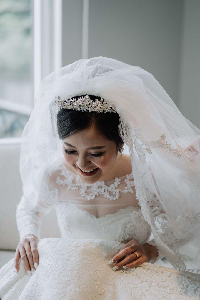HANDOKO & CHERINE - WEDDING DAY by Winworks - 011