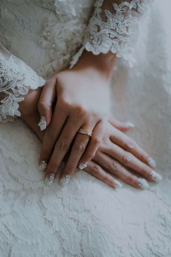 HANDOKO & CHERINE - WEDDING DAY by Winworks - 012