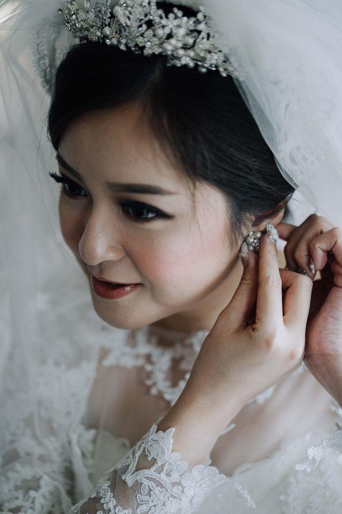 HANDOKO & CHERINE - WEDDING DAY by Winworks - 014