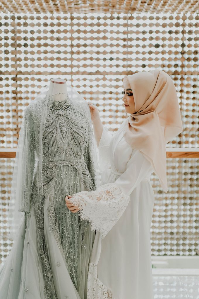 Blessing Ceremony of Ayu & Kevin (Akad Nikah) by William Saputra Photography - 007