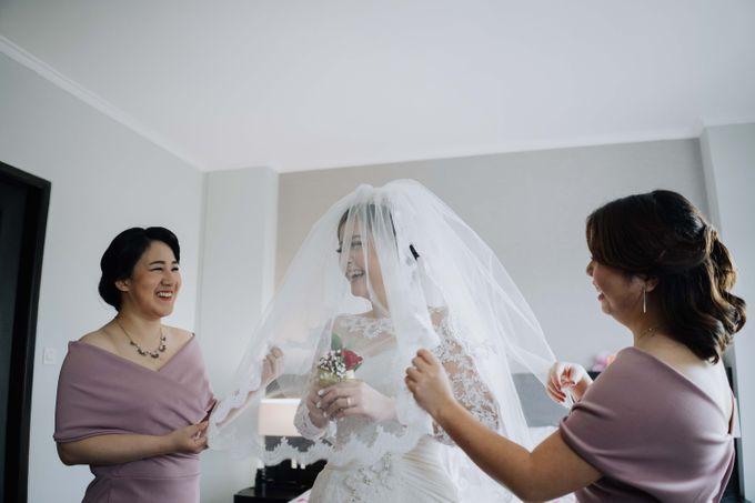 HANDOKO & CHERINE - WEDDING DAY by Winworks - 018