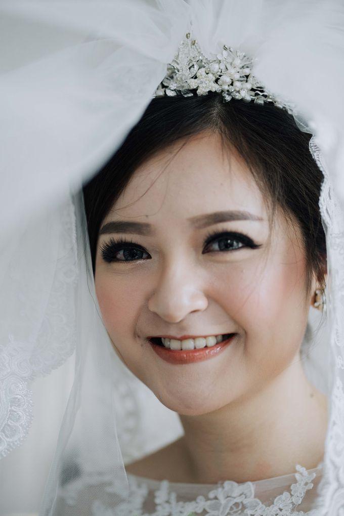 HANDOKO & CHERINE - WEDDING DAY by Winworks - 020