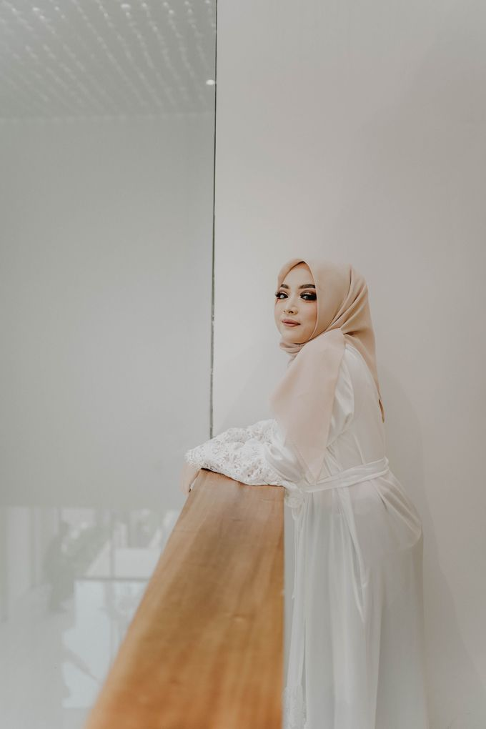 Blessing Ceremony of Ayu & Kevin (Akad Nikah) by William Saputra Photography - 009