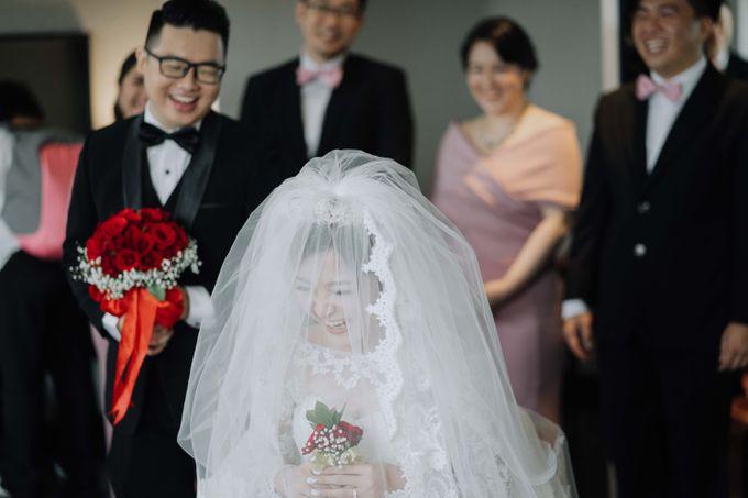HANDOKO & CHERINE - WEDDING DAY by Winworks - 021