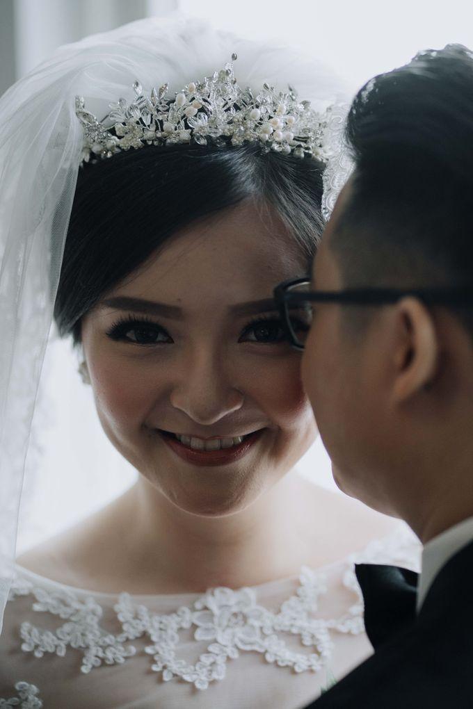 HANDOKO & CHERINE - WEDDING DAY by Winworks - 022
