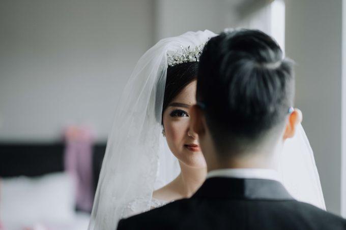 HANDOKO & CHERINE - WEDDING DAY by Winworks - 023