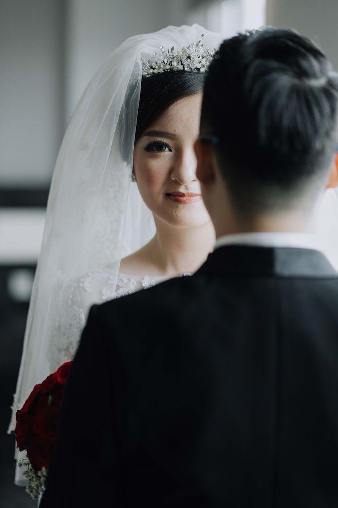 HANDOKO & CHERINE - WEDDING DAY by Winworks - 024