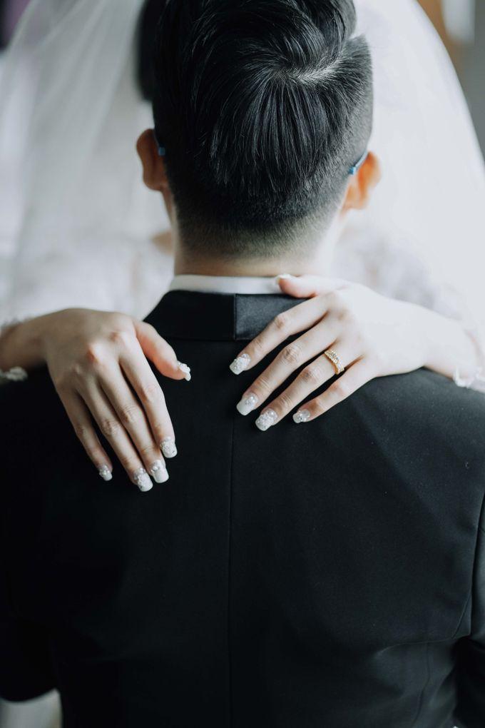 HANDOKO & CHERINE - WEDDING DAY by Winworks - 025