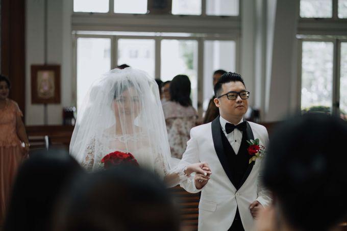 HANDOKO & CHERINE - WEDDING DAY by Winworks - 026