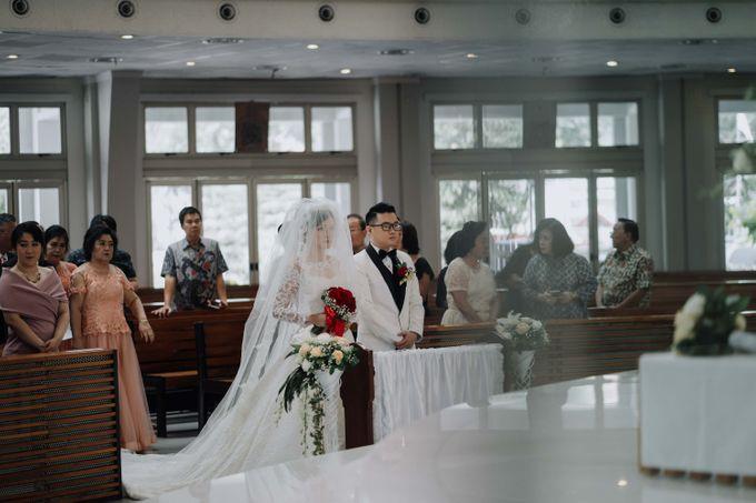 HANDOKO & CHERINE - WEDDING DAY by Winworks - 027
