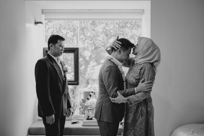 Blessing Ceremony of Ayu & Kevin (Akad Nikah) by William Saputra Photography - 015