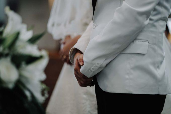 HANDOKO & CHERINE - WEDDING DAY by Winworks - 029