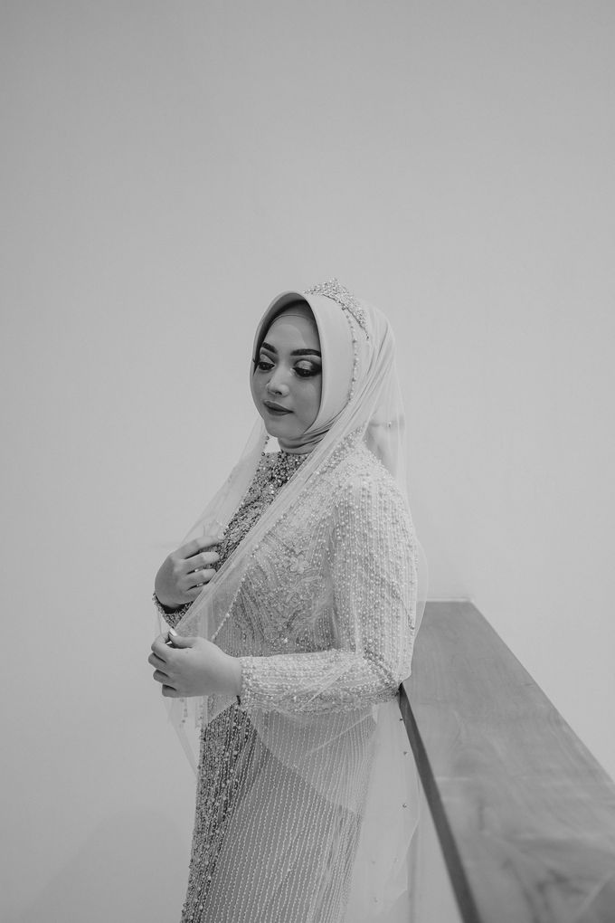 Blessing Ceremony of Ayu & Kevin (Akad Nikah) by William Saputra Photography - 016