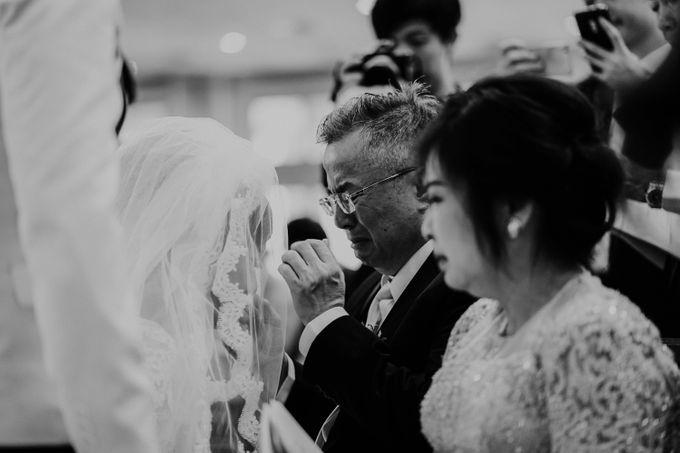 HANDOKO & CHERINE - WEDDING DAY by Winworks - 030