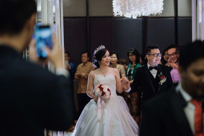 HANDOKO & CHERINE - WEDDING DAY by Winworks - 033