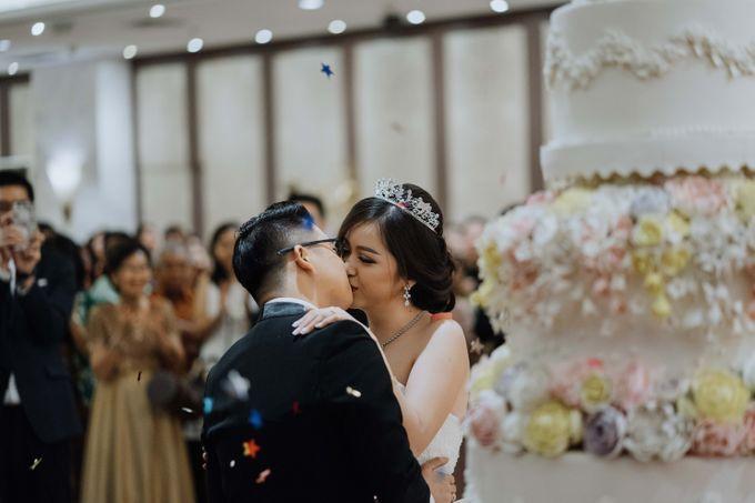 HANDOKO & CHERINE - WEDDING DAY by Winworks - 034
