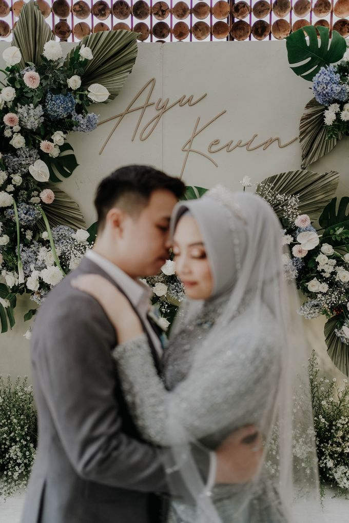 Blessing Ceremony of Ayu & Kevin (Akad Nikah) by William Saputra Photography - 022