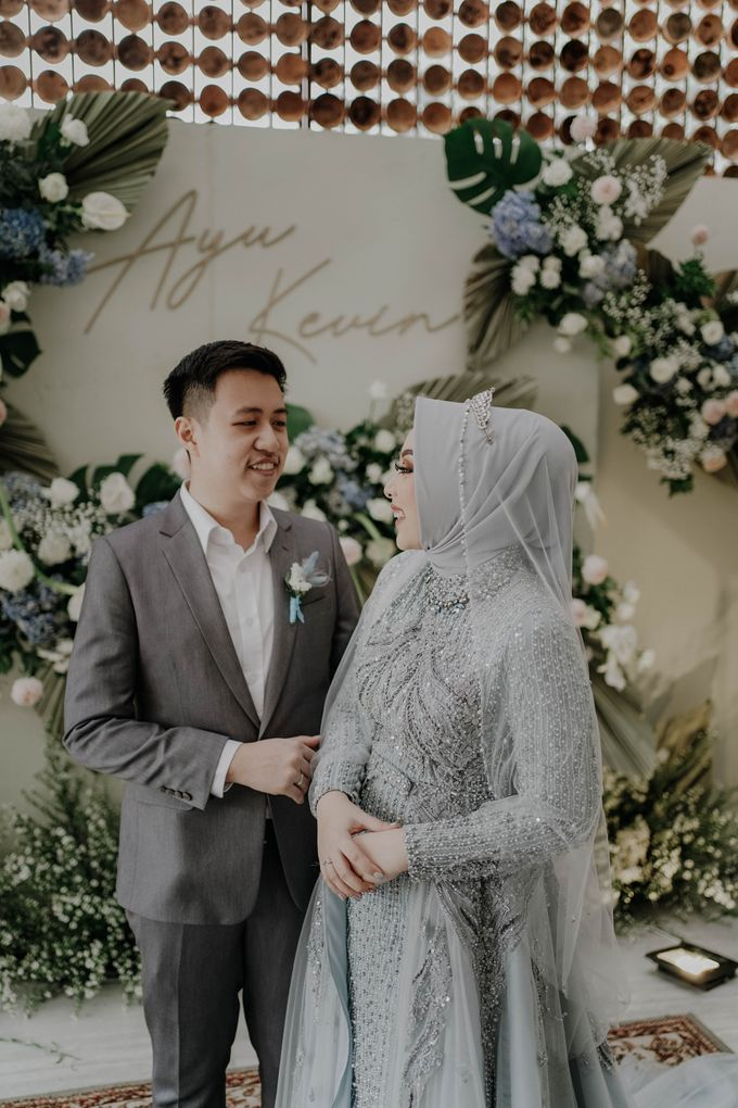 Blessing Ceremony of Ayu & Kevin (Akad Nikah) by William Saputra Photography - 023