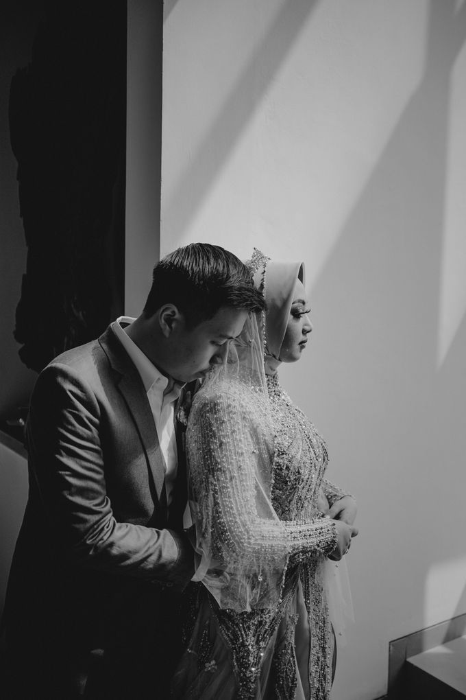 Blessing Ceremony of Ayu & Kevin (Akad Nikah) by William Saputra Photography - 020