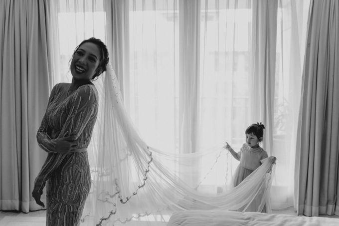 Rexy & Sergio Wedding by Akuwedding - 009