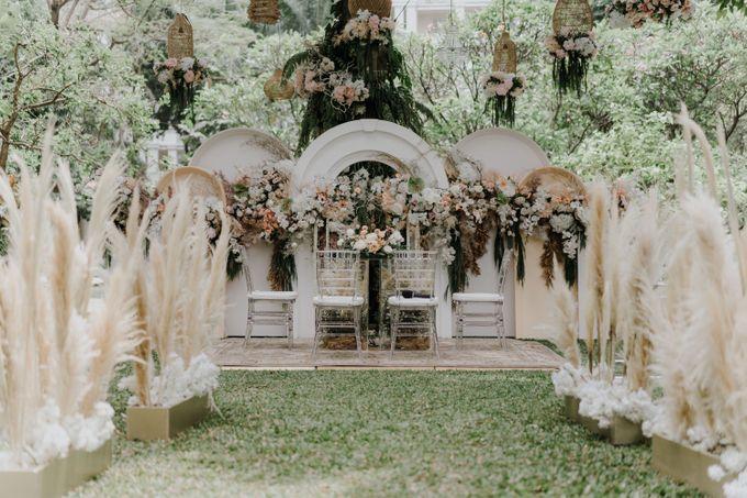 Rexy & Sergio Wedding by Akuwedding - 008