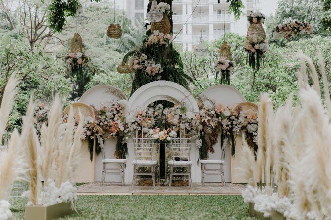 The Akad Wedding of Sergio & Rexy by William Saputra Photography - 018