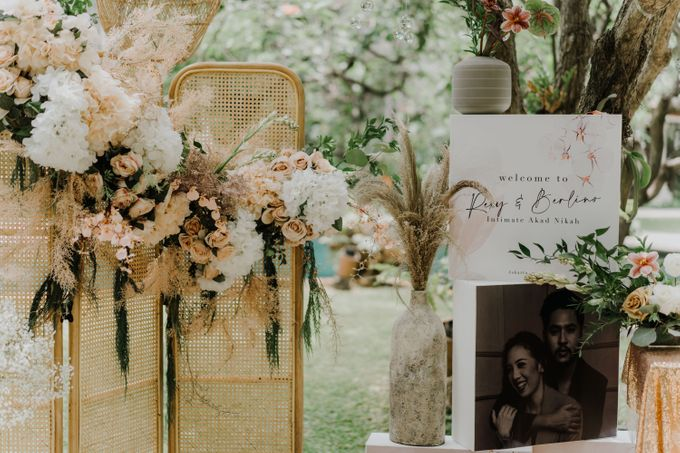 Rexy & Sergio Wedding by Akuwedding - 006