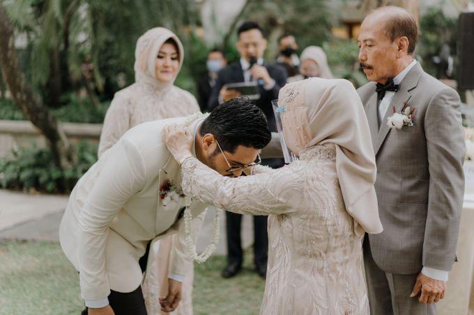 Rexy & Sergio Wedding by Akuwedding - 005