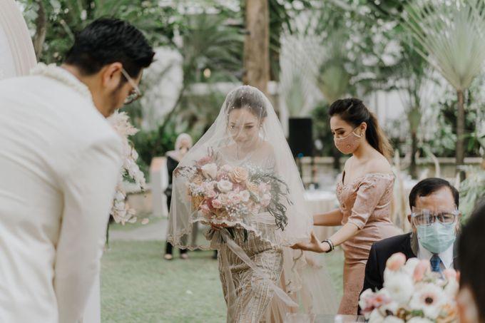 Rexy & Sergio Wedding by Akuwedding - 004