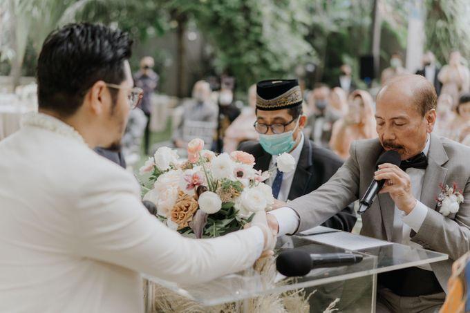 The Akad Wedding of Sergio & Rexy by William Saputra Photography - 021
