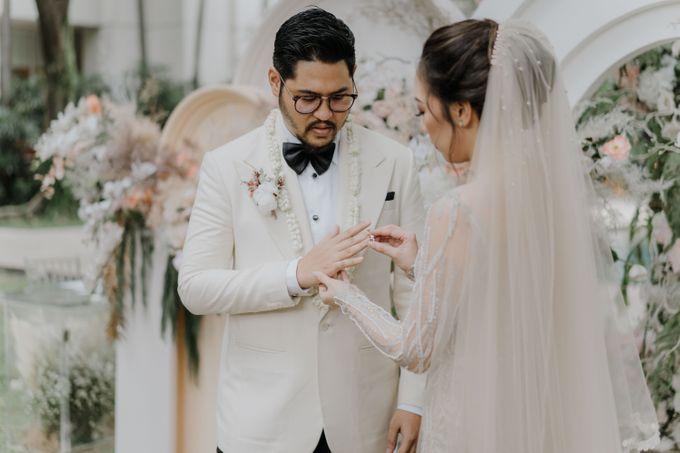 The Akad Wedding of Sergio & Rexy by William Saputra Photography - 023