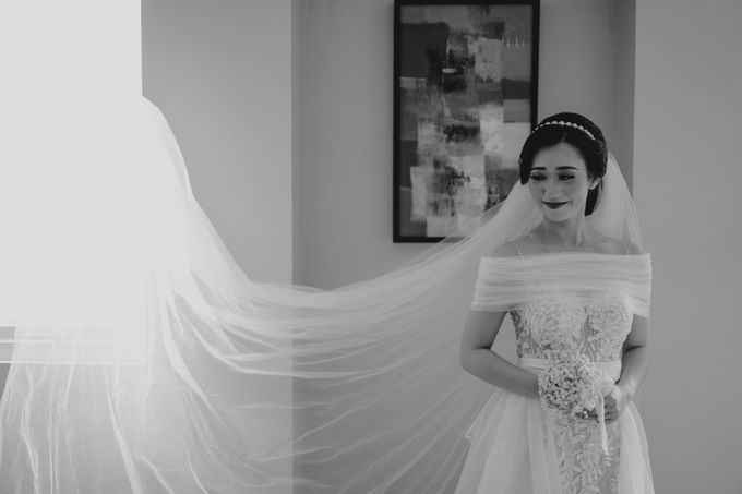 The Wedding of Andreas & Hana by williamsaputra - 019