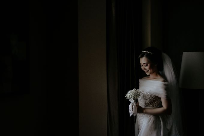 The Wedding of Andreas & Hana by williamsaputra - 001