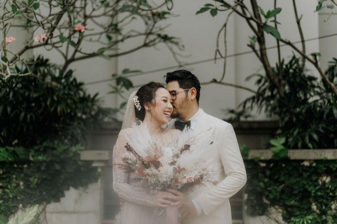 Rexy & Sergio Wedding by Akuwedding - 003