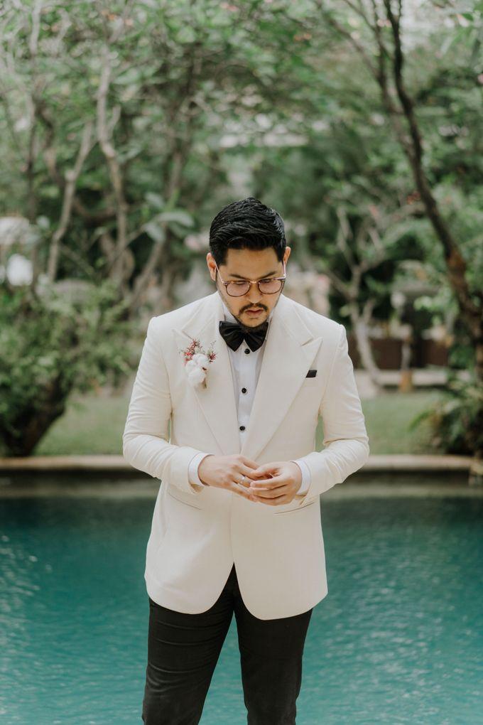 The Akad Wedding of Sergio & Rexy by William Saputra Photography - 013