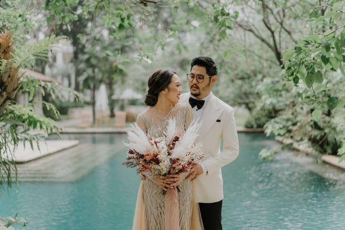 The Akad Wedding of Sergio & Rexy by William Saputra Photography - 025