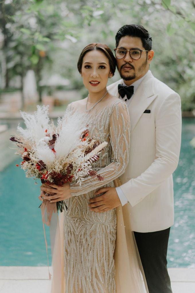 The Akad Wedding of Sergio & Rexy by William Saputra Photography - 026
