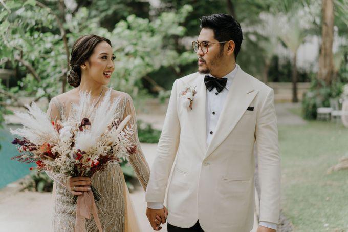 The Akad Wedding of Sergio & Rexy by William Saputra Photography - 027