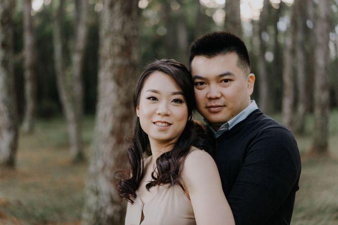The Couple Session of Andrew & Nicole by William Saputra Photography - 002
