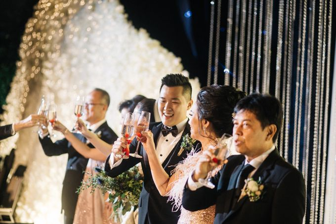 Wilhan & Anastasia by One Heart Wedding - 008