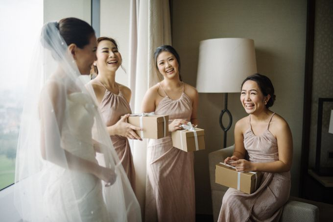 Wilhan & Anastasia by One Heart Wedding - 002