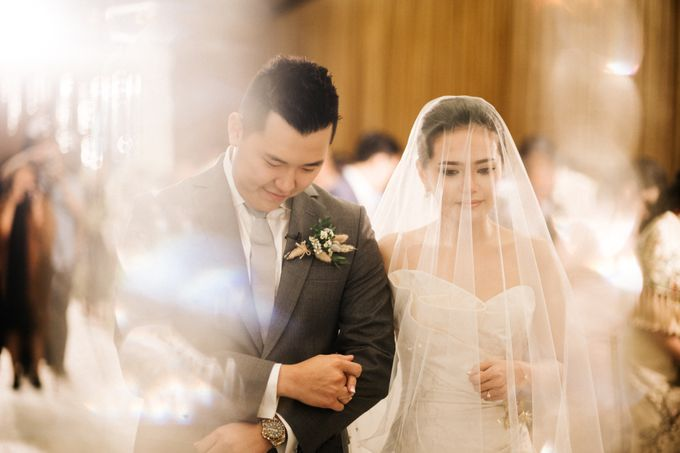 Wilhan & Anastasia by One Heart Wedding - 005
