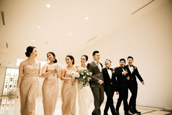 Wilhan & Anastasia by One Heart Wedding - 006