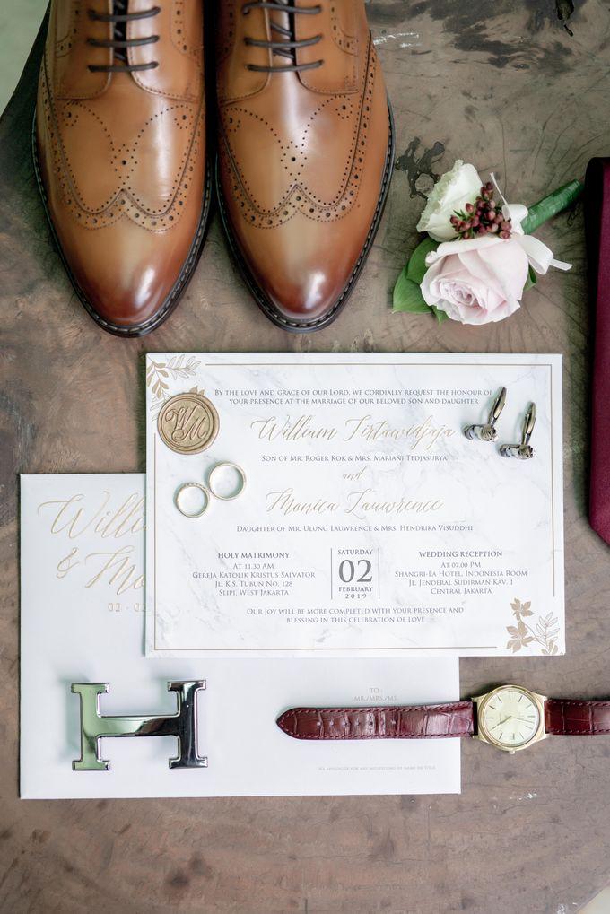 Shangri-la - William & Monica by Maestro Wedding Organizer - 026