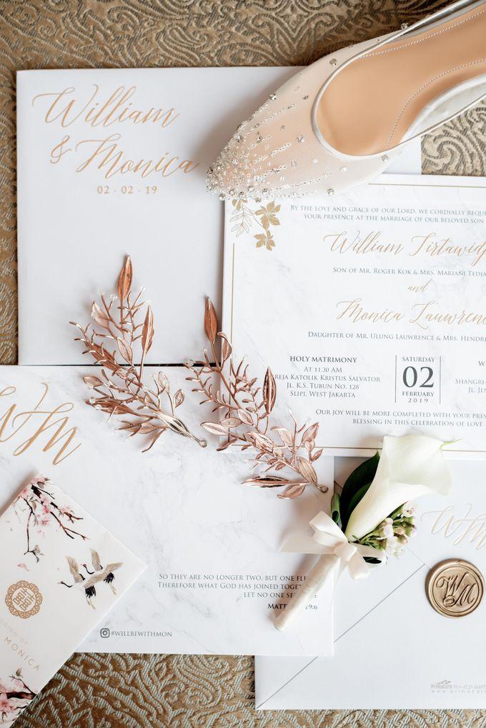 The Wedding of William & Monica by Maestro Wedding Organizer - 002