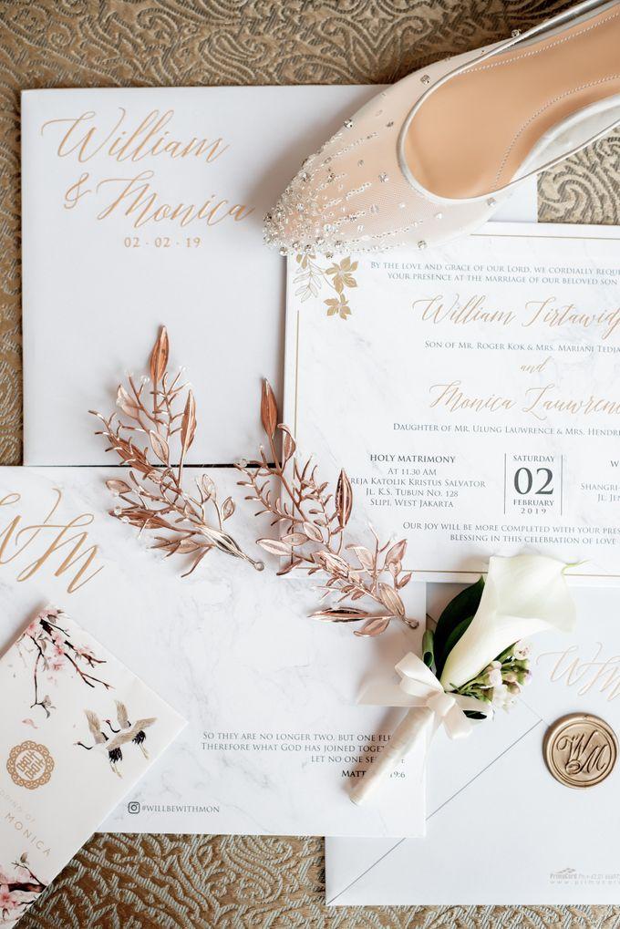 Shangri-la - William & Monica by Maestro Wedding Organizer - 024